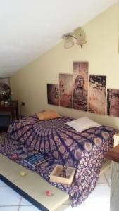 La lumiere, Ferienwohnungen  Aymavilles - big - 9