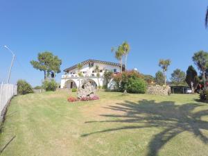 Casa A Colina, Ferienwohnungen  Porto do Son - big - 27