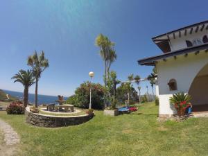 Casa A Colina, Ferienwohnungen  Porto do Son - big - 18
