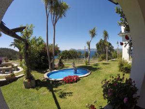 Casa A Colina, Ferienwohnungen  Porto do Son - big - 17
