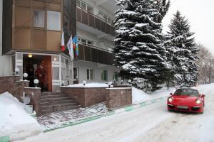 Отель Зенит - фото 1
