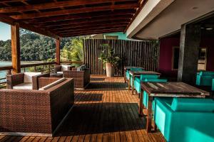Caixa D'aço Exclusive, Hotels  Porto Belo - big - 44