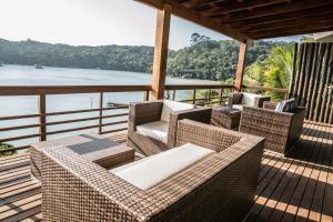 Caixa D'aço Exclusive, Hotels  Porto Belo - big - 43