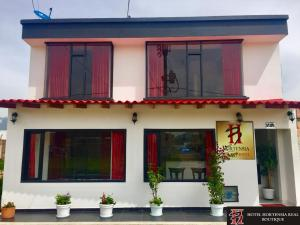 Hotel Hortensia Real, Hotel  Paipa - big - 1