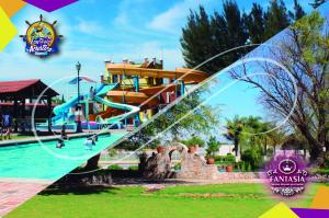 Fantasia Acuatica Tequisquiapan, Turistaházak  Tequisquiapan - big - 25