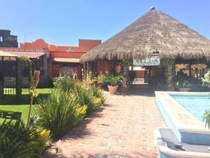 Fantasia Acuatica Tequisquiapan, Turistaházak  Tequisquiapan - big - 1