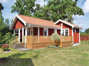 One Bedroom Holiday Home in Lottorp