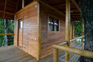 Casa na Árvore, Prázdninové domy  Santa Cruz do Sul - big - 11