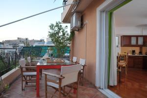 Acropolis Home, Apartmány  Atény - big - 12