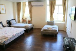 Harmony Guest House, Проживание в семье  Budai - big - 8