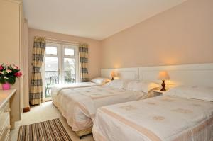 College Crest House, Bed and breakfasts  Galway - big - 5