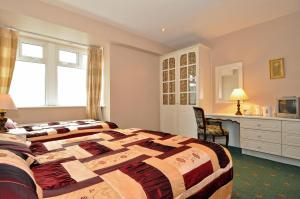 College Crest House, Bed and breakfasts  Galway - big - 10