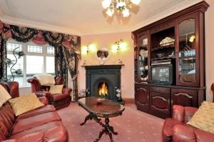College Crest House, Bed and breakfasts  Galway - big - 8