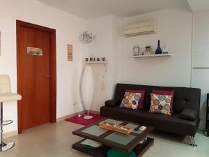 TocToc Pedregalejo Beach Apartment, Appartamenti  Málaga - big - 1