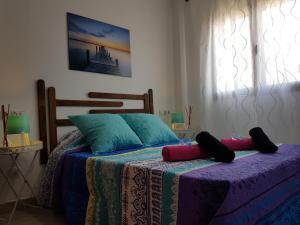 TocToc Pedregalejo Beach Apartment, Appartamenti  Málaga - big - 19