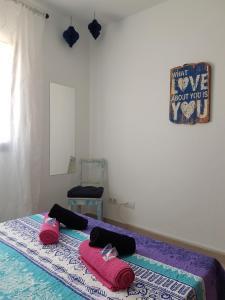 TocToc Pedregalejo Beach Apartment, Appartamenti  Málaga - big - 18