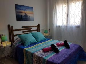 TocToc Pedregalejo Beach Apartment, Appartamenti  Málaga - big - 17