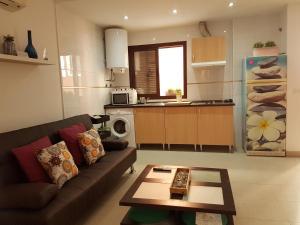 TocToc Pedregalejo Beach Apartment, Appartamenti  Málaga - big - 15