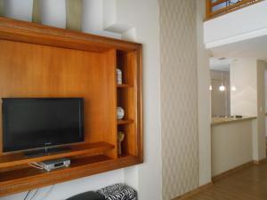 360 Apto 9 pessoas centro, Prázdninové domy  Gramado - big - 19