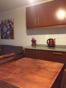 Apartamento Parque Bustamante, Appartamenti  Santiago - big - 8