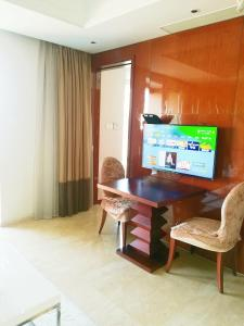 Suzhou Taihu Shi Golf Hotel Apartment, Апартаменты  Сучжоу - big - 10
