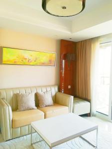 Suzhou Taihu Shi Golf Hotel Apartment, Apartmány  Suzhou - big - 18