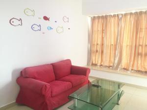 Senran (Xinjiayuan) Apartment, Апартаменты  Чжухай - big - 19