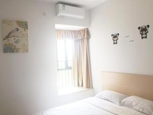Senran (Xinjiayuan) Apartment, Апартаменты  Чжухай - big - 90