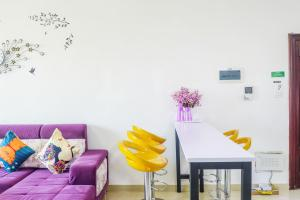 Senran (Xinjiayuan) Apartment, Апартаменты  Чжухай - big - 86