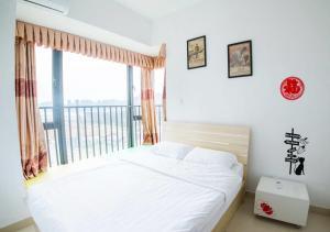 Senran (Xinjiayuan) Apartment, Апартаменты  Чжухай - big - 71