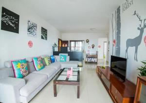 Senran (Xinjiayuan) Apartment, Апартаменты  Чжухай - big - 49