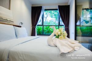 Raincondo Pool Access, Appartamenti  Petchaburi - big - 43