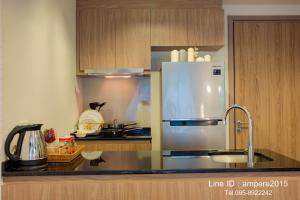 Raincondo Pool Access, Appartamenti  Petchaburi - big - 34