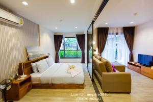 Raincondo Pool Access, Appartamenti  Petchaburi - big - 24