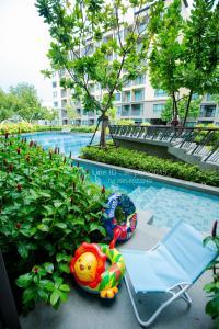 Raincondo Pool Access, Appartamenti  Petchaburi - big - 59