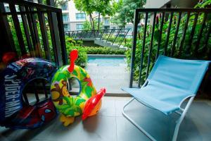 Raincondo Pool Access, Appartamenti  Petchaburi - big - 58