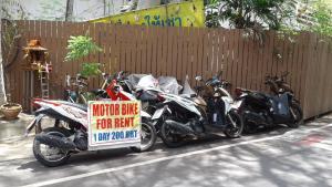Raincondo Pool Access, Appartamenti  Petchaburi - big - 57