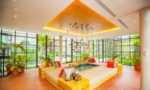 Raincondo Pool Access, Appartamenti  Petchaburi - big - 21