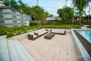 Raincondo Pool Access, Appartamenti  Petchaburi - big - 2