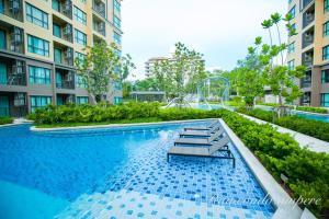 Raincondo Pool Access, Appartamenti  Petchaburi - big - 50