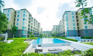 Raincondo Pool Access, Appartamenti  Petchaburi - big - 6