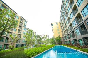 Raincondo Pool Access, Appartamenti  Petchaburi - big - 12