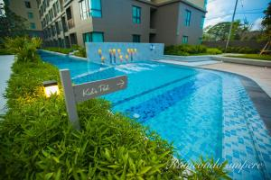 Raincondo Pool Access, Appartamenti  Petchaburi - big - 7