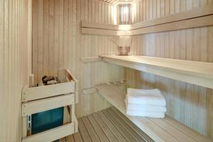 Apartments on Tihoretskiy Prospekt, Ferienwohnungen  Sankt Petersburg - big - 14