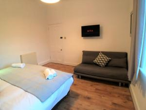 Greenview, 3 Bed Apartment, Apartmanok  Peterhead - big - 24