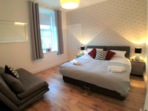 Greenview, 3 Bed Apartment, Apartmanok  Peterhead - big - 23
