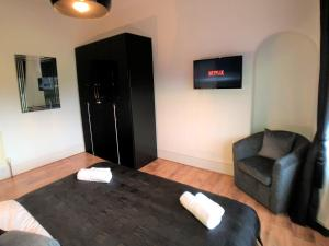 Greenview, 3 Bed Apartment, Apartmanok  Peterhead - big - 22