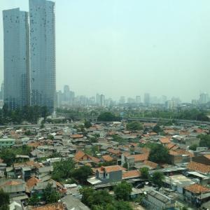 Thamrin Residence, Апартаменты  Джакарта - big - 1