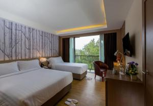 GLOW Ao Nang Krabi, Hotely  Ao Nang - big - 19