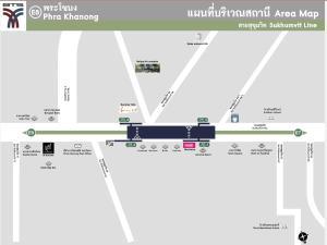 Qube Suites, Residence  Bangkok - big - 8